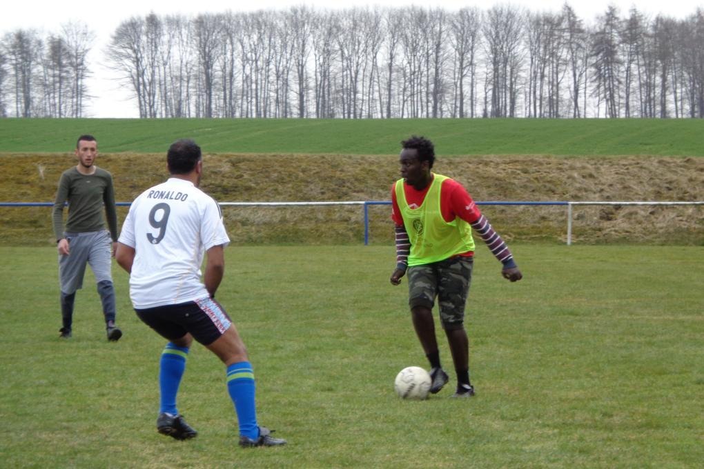 2. Training - Bild 1